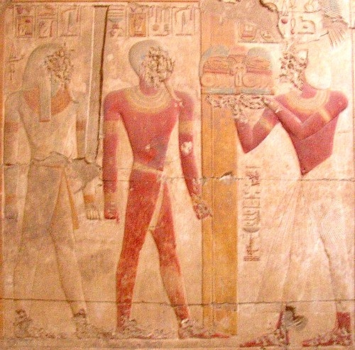tombes royales a abydos