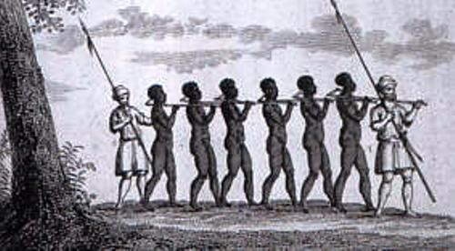 esclave des sens