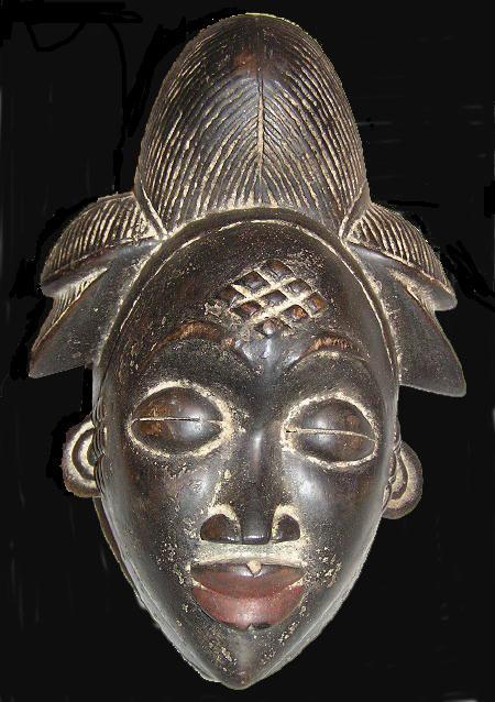 masque africain burkina faso